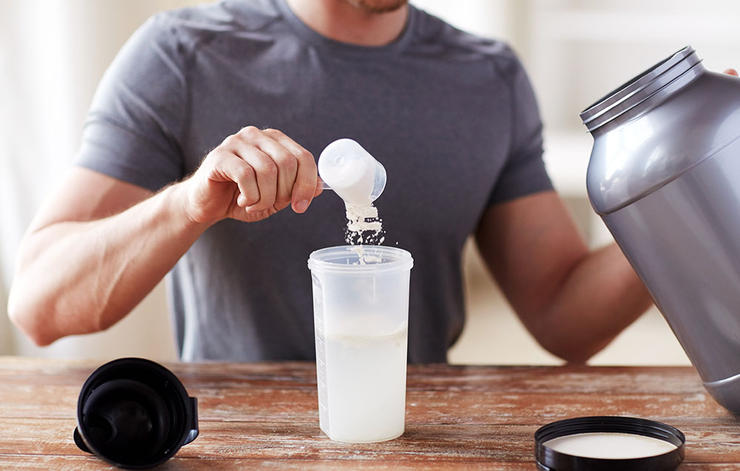 2 worst foods building muscle protein drink