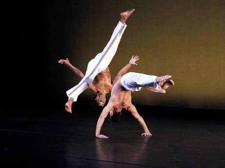 Capoeira μια διαφορετική πολεμική τέχνη 1