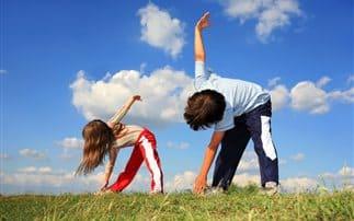 Η σημασία της γυμναστικής των παιδιών 1