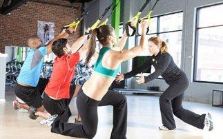 Γυμναστική με trx 1