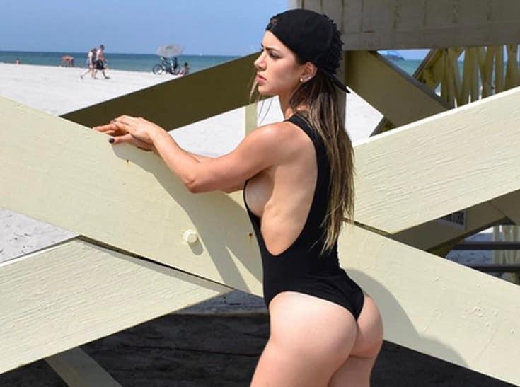 Η Anllela Sagra είναι η πιο σέξι γυμνάστρια 2