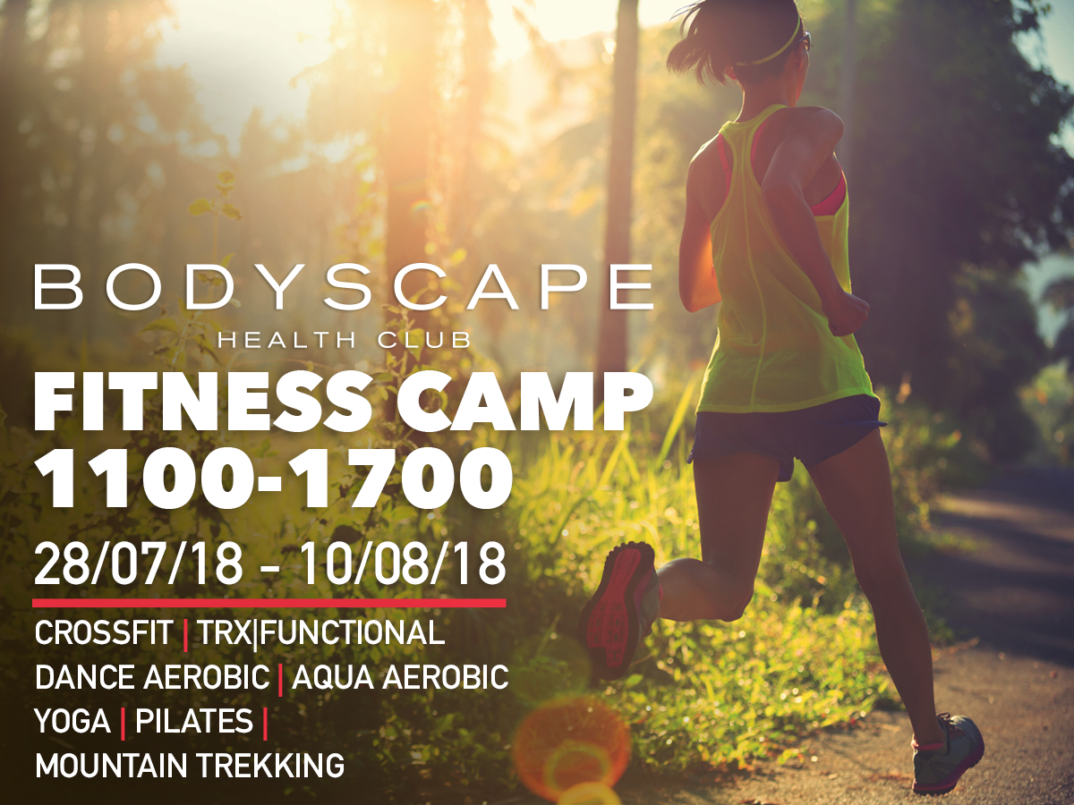 Kravara Fitness Camp από τις 28 Ιουλίου έως τις 10 Αυγούστου 4