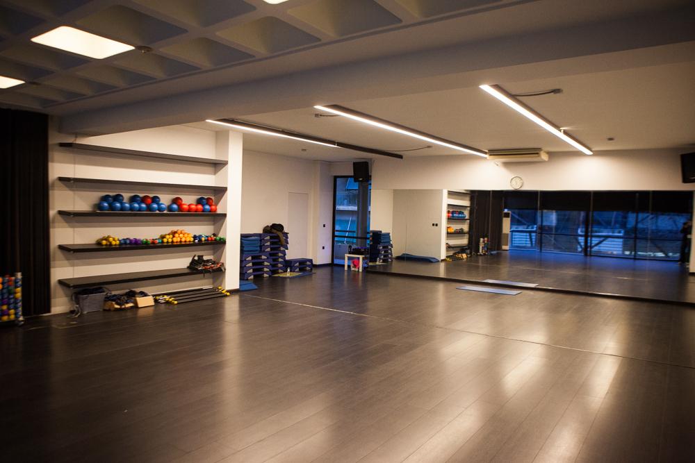 Hyper Progressive Gym 6