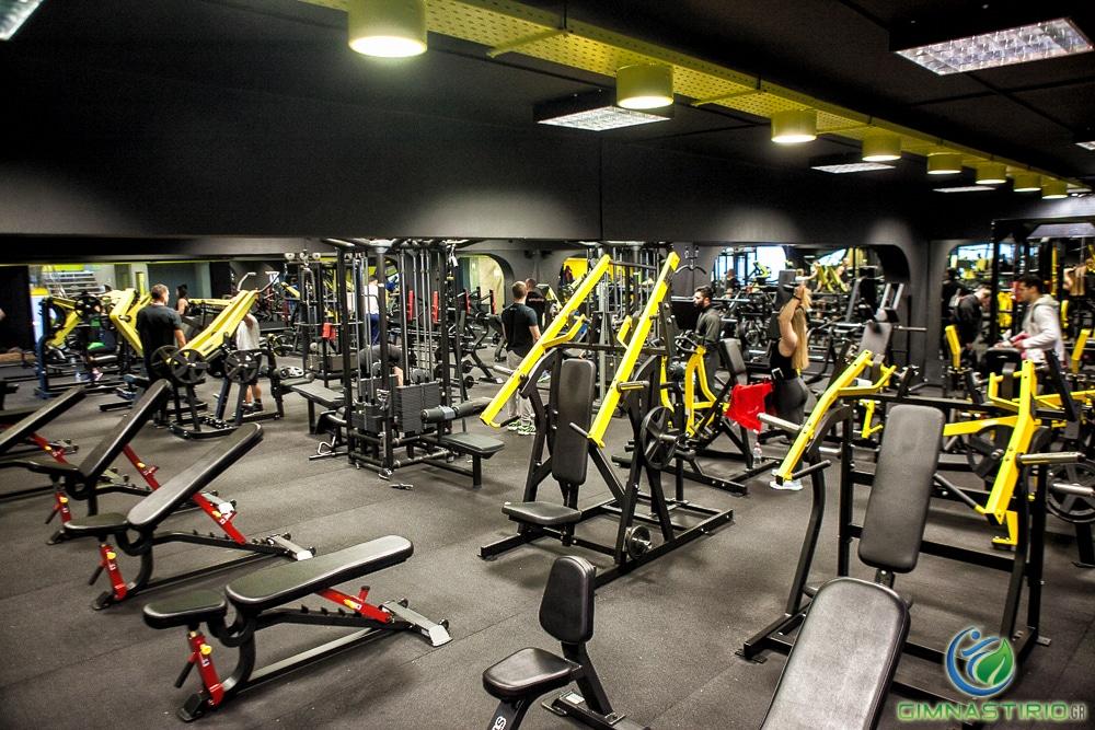 Γυμναστήρια στην Αθήνα : Βρες το καλύτερο στην περιοχή σου 2