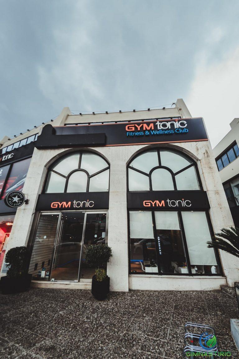 Gym Tonic Γλυφάδα