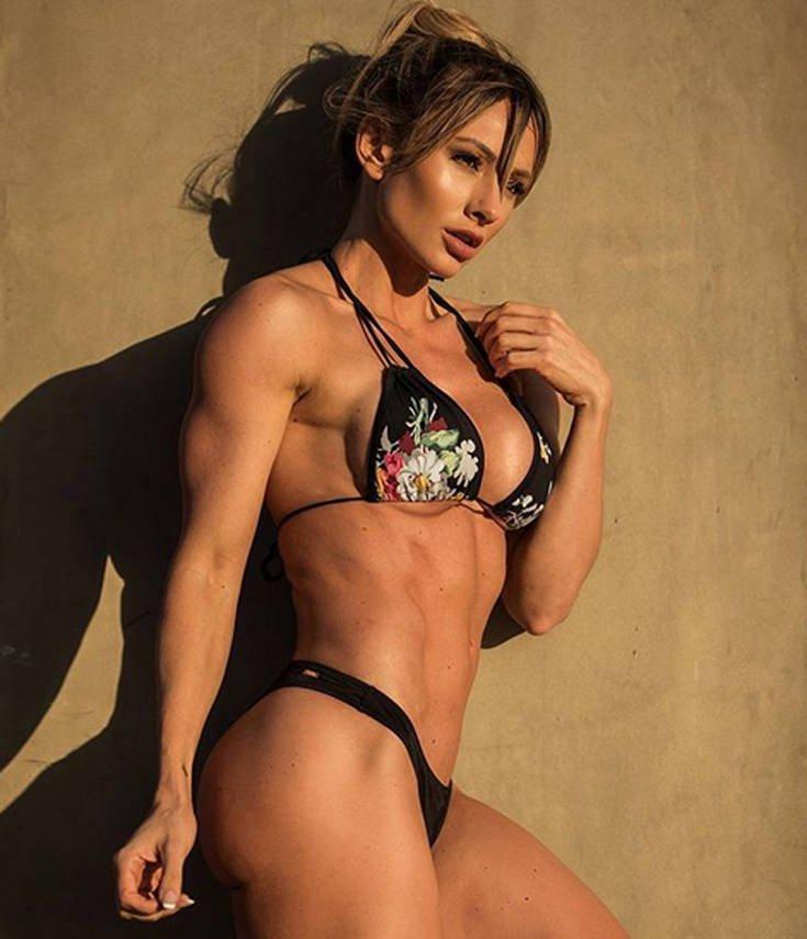 Το fitness model με το απίστευτο σώμα (photos) 7