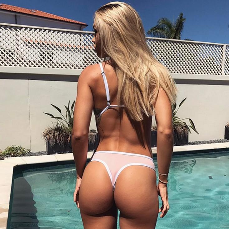 Η σέξι Αυστραλέζα που θα σε γυμνάσει 4