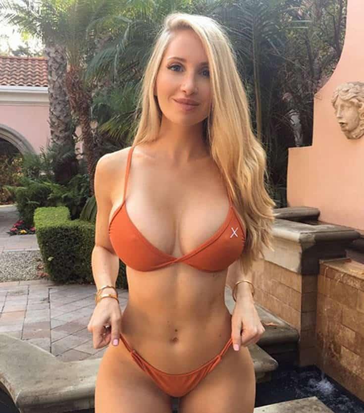 Amanda Lee : Το πληθωρικό fitness model από τον Καναδά 17