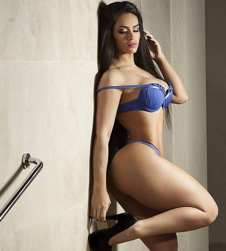 Η Andrea Araujo είναι fitness model και της αρέσει το ποδόσφαιρο (photos) 6