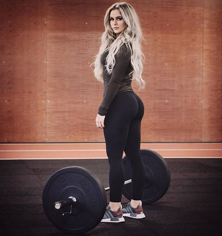 Το πιο καυτό fitness model της Σουηδίας (pics) 2