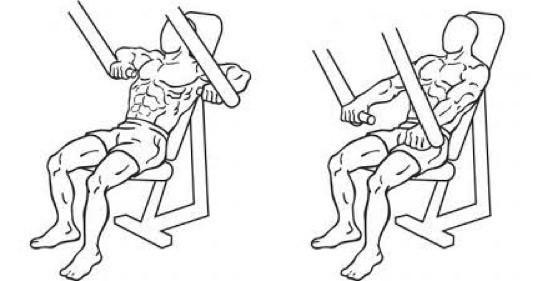Οι σωστές ασκήσεις στήθους στο γυμναστήριο 4