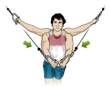Οι σωστές ασκήσεις στήθους στο γυμναστήριο 5