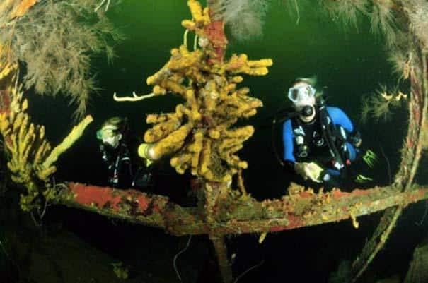 Ανακαλύψαμε τα 11 ναυάγια που έχουν παγώσει στο χρόνο με το Scuba Diving 5