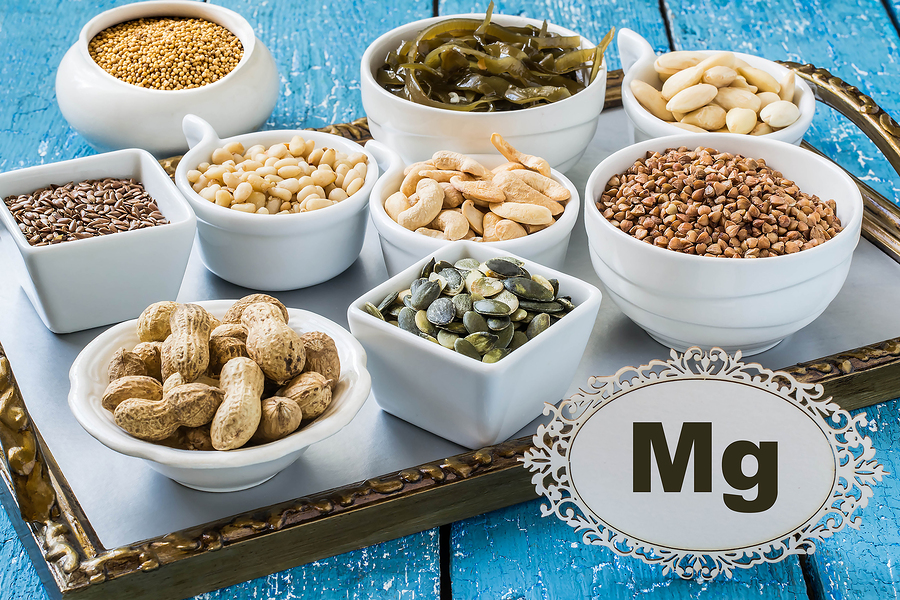 bigstock Foods Rich In Magnesium mg 99345611