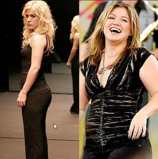 φωτογραφίες υπέρβαροι σιλουέτα κιλά διάσημη