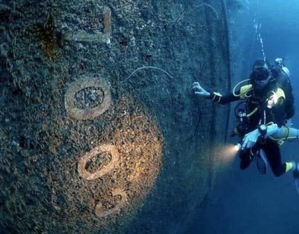 Ανακαλύψαμε τα 11 ναυάγια που έχουν παγώσει στο χρόνο με το Scuba Diving 3
