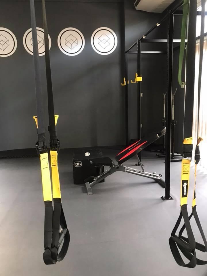 Cube Workout (Ηλιούπολη) 2