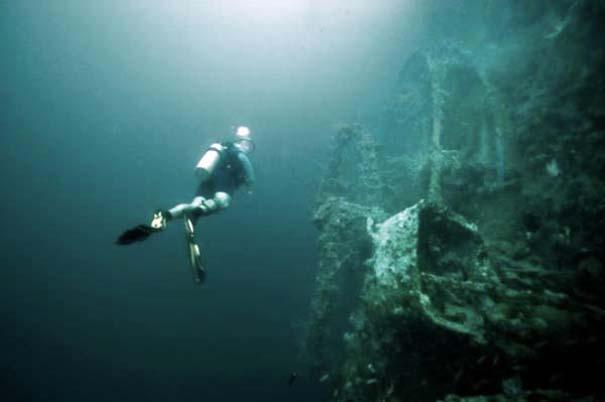 Ανακαλύψαμε τα 11 ναυάγια που έχουν παγώσει στο χρόνο με το Scuba Diving 2