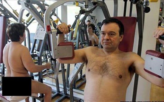 Γυμναστήριο για γυμνιστές 1