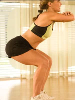 Απλές ασκήσεις γυμναστικής για ενδυνάμωση των ποδιών 1