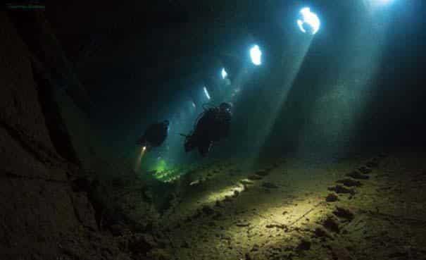 Ανακαλύψαμε τα 11 ναυάγια που έχουν παγώσει στο χρόνο με το Scuba Diving 4