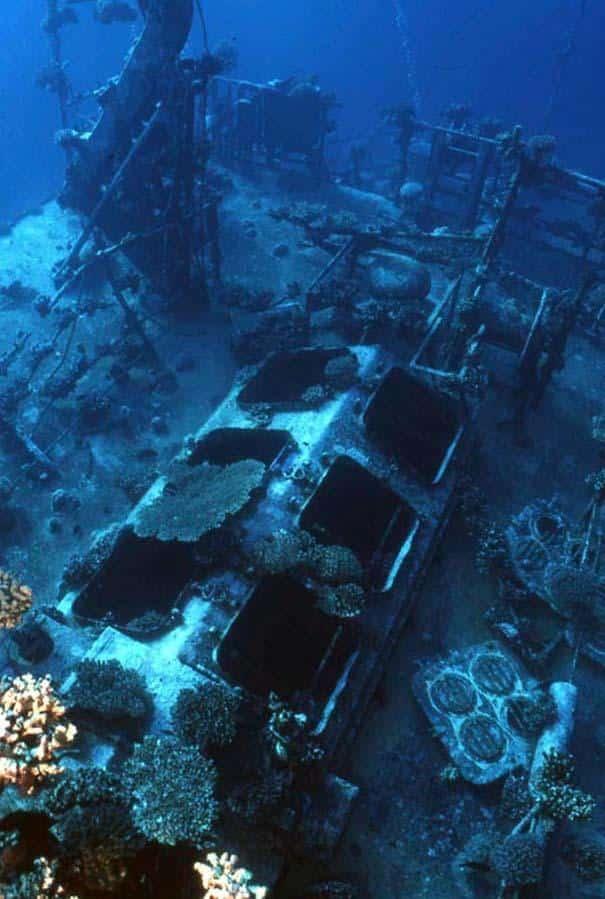 Ανακαλύψαμε τα 11 ναυάγια που έχουν παγώσει στο χρόνο με το Scuba Diving 1