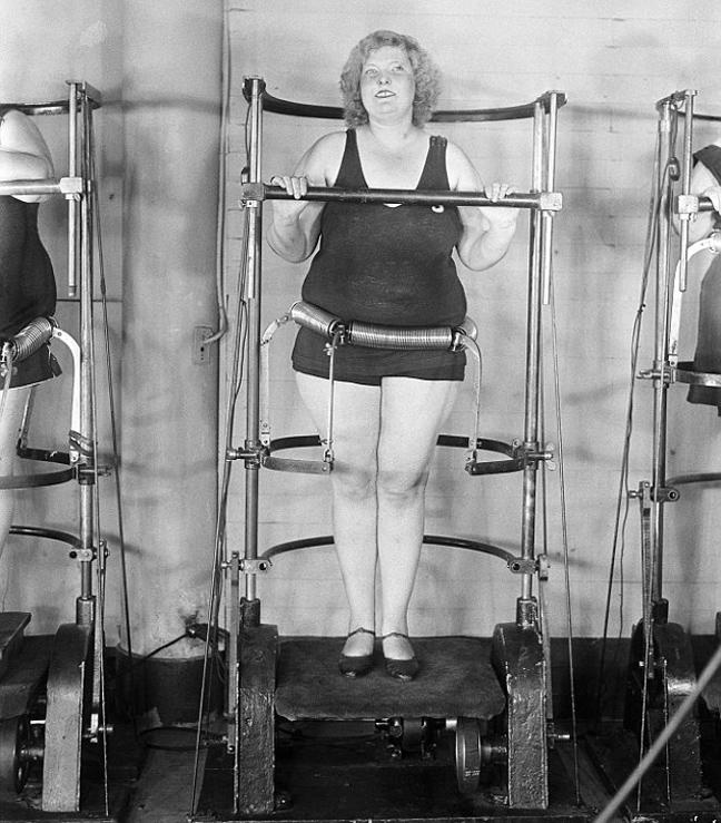 Τα όργανα γυμναστικής του παρελθόντος 3