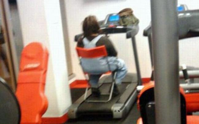 Όσα συναντάς σε ένα γυμναστήριο 6