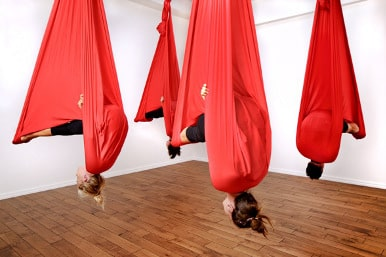 Νέα μόδα: Aerial Yoga 1