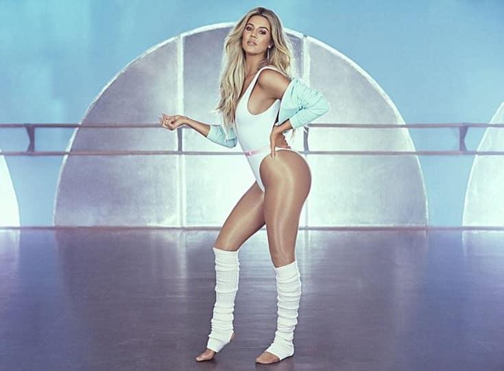 Πώς έχασε 18 κιλά η Khloe Kardashian 1
