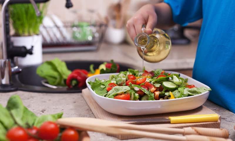 ladi sti salata
