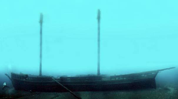Ανακαλύψαμε τα 11 ναυάγια που έχουν παγώσει στο χρόνο με το Scuba Diving 6