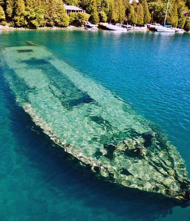 Ανακαλύψαμε τα 11 ναυάγια που έχουν παγώσει στο χρόνο με το Scuba Diving 8