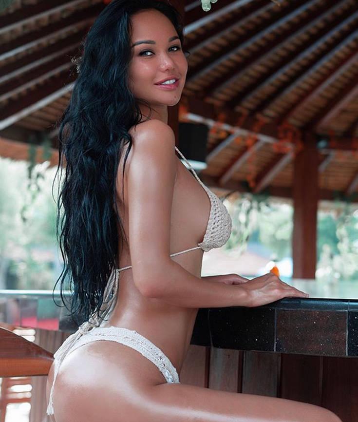 Το... εκρηκτικό fitness model από τη Ρωσία με ασιατικές ρίζες (pics) 4